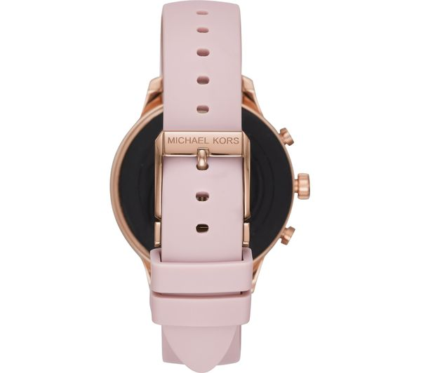 29a0ba3154dd Buy MICHAEL KORS Access Runway MKT5048 Smartwatch - Rose Gold   Pink ...