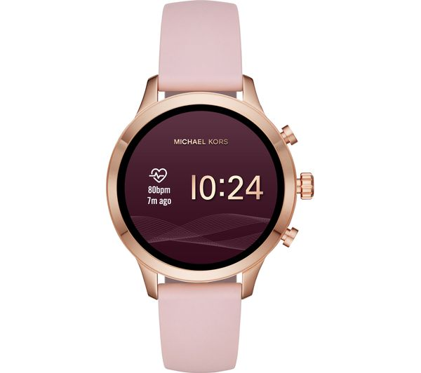 f6c13441663b Buy MICHAEL KORS Access Runway MKT5048 Smartwatch - Rose Gold   Pink ...