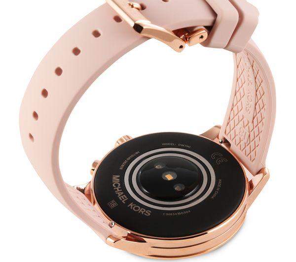 83785b32a Buy MICHAEL KORS Access Runway MKT5048 Smartwatch - Rose Gold & Pink ...