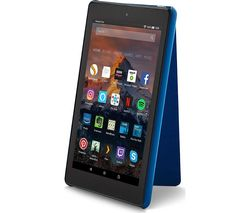 "8"" Amazon Fire HD Case - Blue"