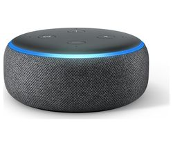 AMAZON Echo Dot (2018) - Charcoal