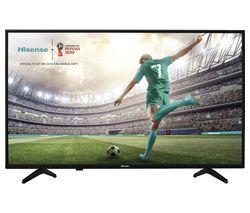 """HISENSE H39A5600UK 39"""" Smart LED TV"""