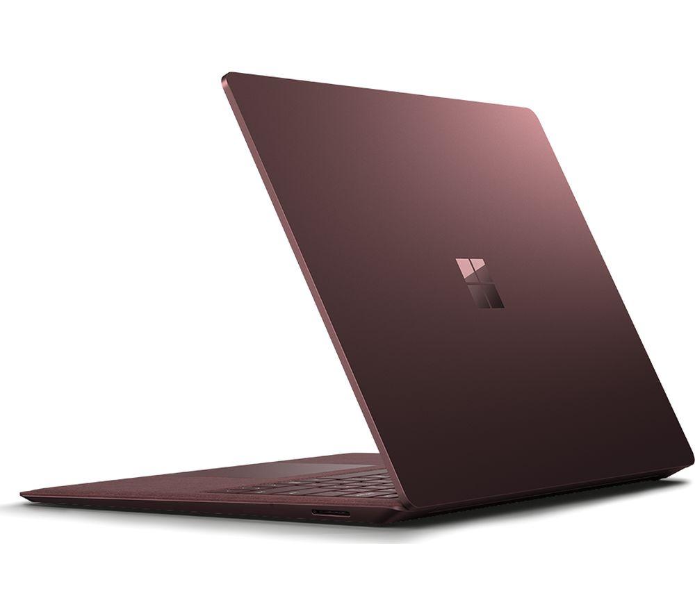 "MICROSOFT 13.5"" Intel®� Core™� i7 Surface Laptop 2 - 512 GB SSD, Burgundy"