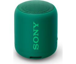 SONY EXTRA BASS SRS-XB12 Portable Bluetooth Speaker - Green