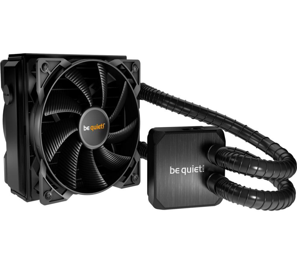BE QUIET Silent Loop Superior Liquid 120 mm CPU Cooler