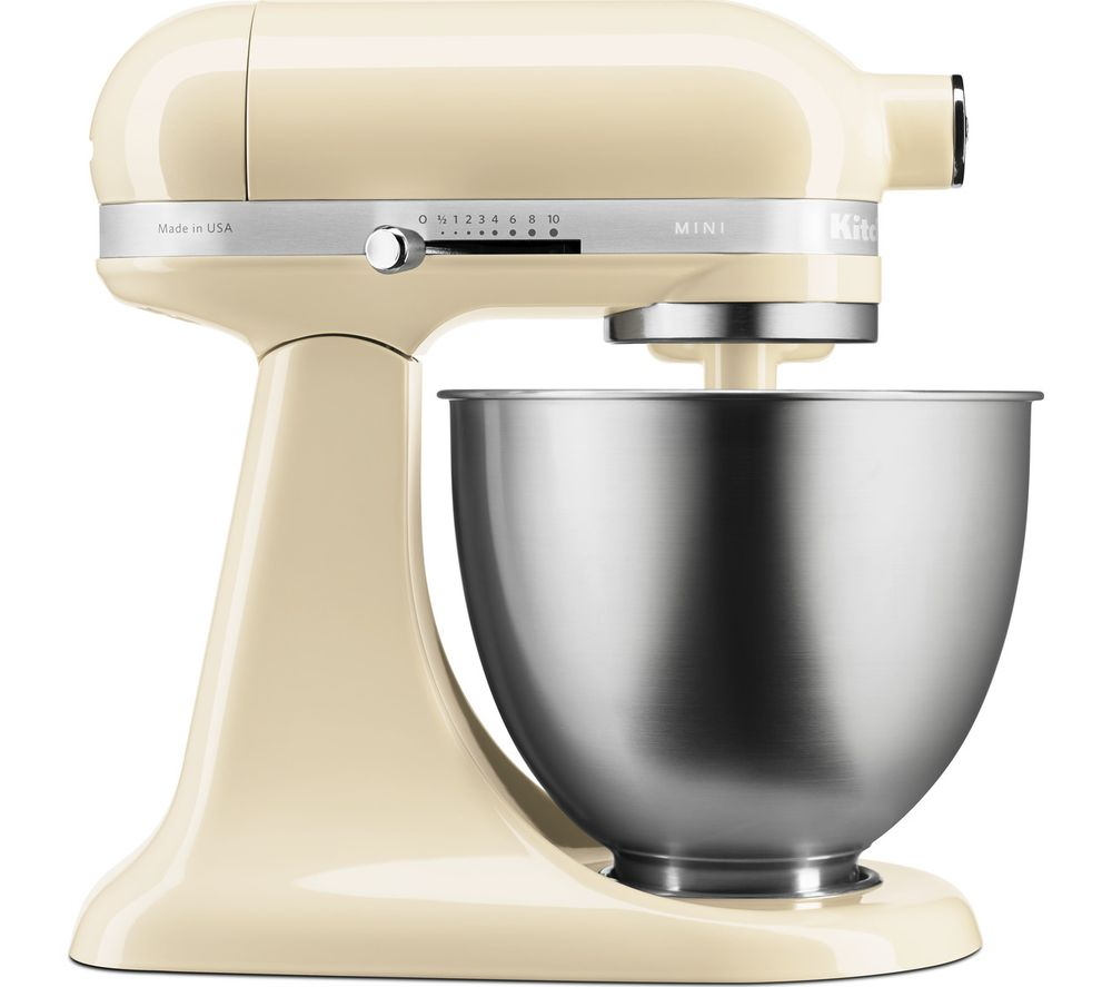 KITCHENAID Artisan Mini 5KSM3311XBAC Stand Mixer - Almond Cream
