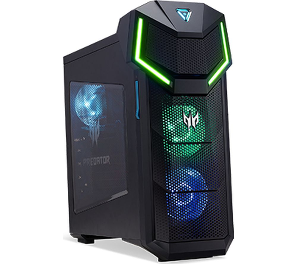 ACER Predator Orion 5000 Intel® Core™ i7 RTX 2080 Gaming PC - 1 TB HDD & 512 GB SSD