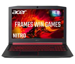 "ACER Nitro 5 AN515-52 15.6"" Gaming Laptop - Intel® Core™ i5, GTX 1050, 256 GB SSD"