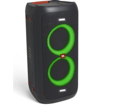 Partybox 100 Portable Bluetooth Speaker - Black