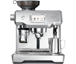 SAGE Oracle Touch SES990BSS Bean to Cup Coffee Machine - Stainless Steel Best Price, Cheapest Prices
