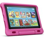 £199, AMAZON Fire HD 10inch Kids Edition Tablet (2019) - 32 GB, Pink, Fire OS 5, Full HD screen, 32GB storage: Perfect for apps / photos / videos, Battery life: Up to 10 hours, Add more storage with a microSD card,