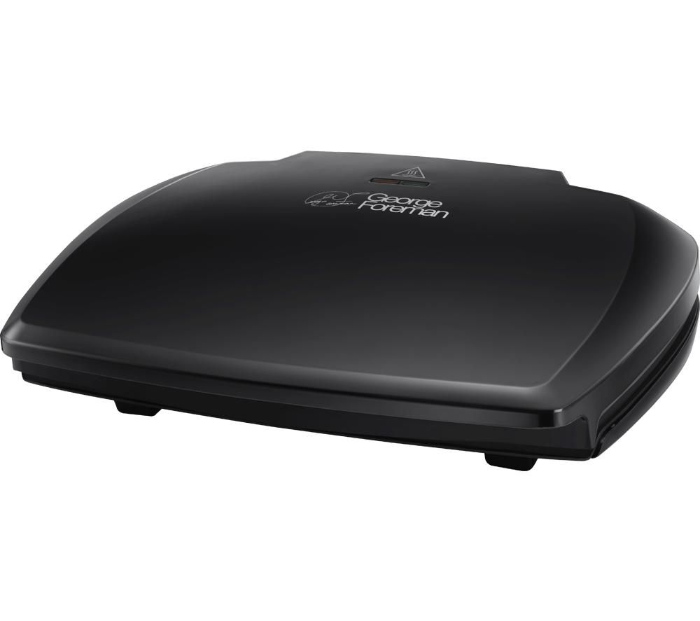 GEORGE FOREMAN 23440 Entertaining Grill - Black