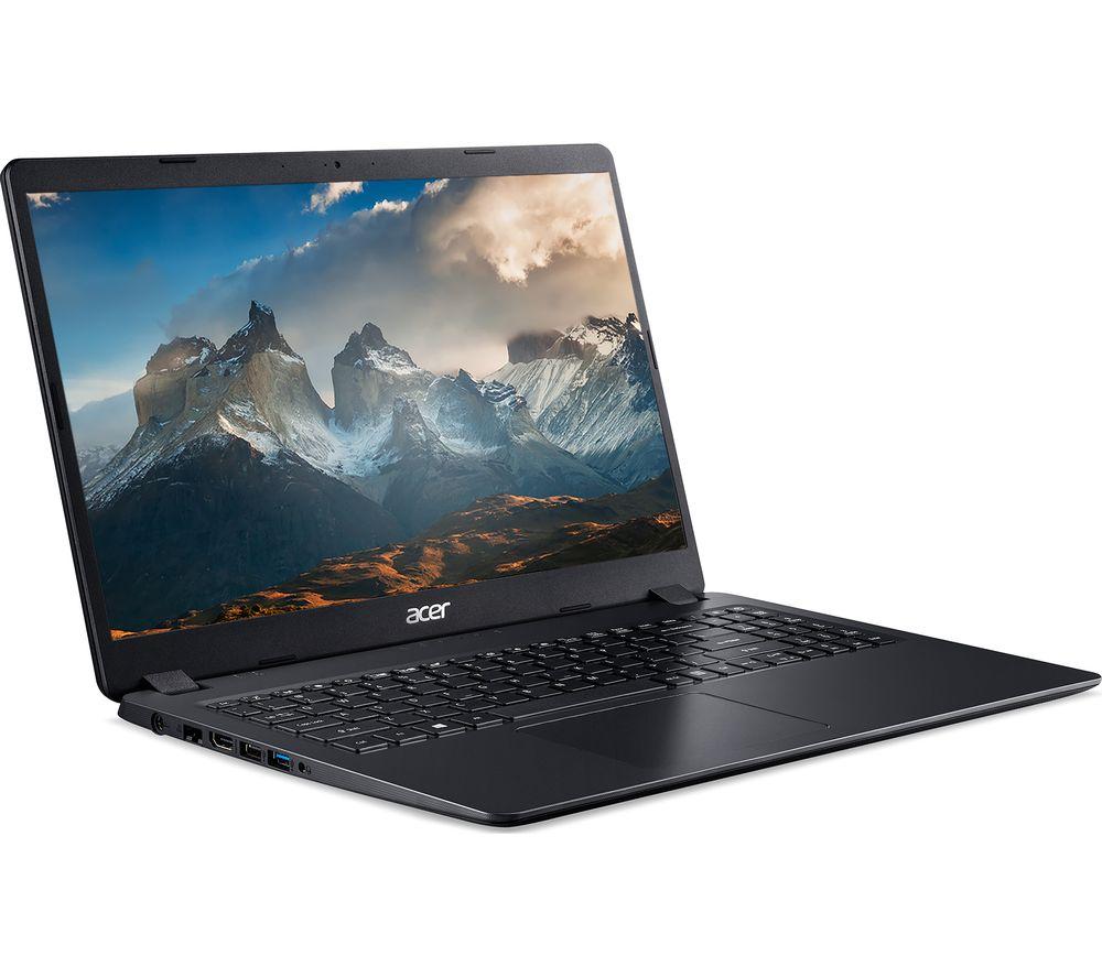 "Image of ACER Aspire 3 15.6"" Laptop - Intelu0026reg Coreu0026trade i5, 1 TB HDD, Black, Black"