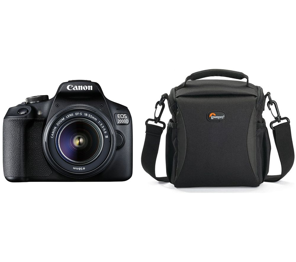 Click to view product details and reviews for Canon Eos 2000d Dslr Camera Lens Bag Bundle.