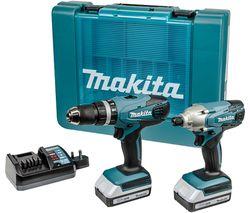 DK18015X1 Combo Kit - Blue & Black