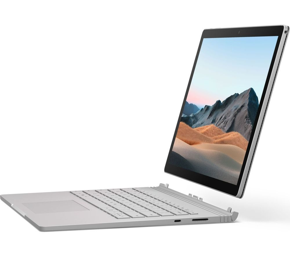 "Image of MICROSOFT 13.5"" Surface Book 3 – Intel®Core™ i7, 512 GB SSD, Platinum"