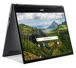 £499, ACER Spin 713 13.5inch 2-in-1 Chromebook - Intel® Core™ i3, 128 GB eMMC, Grey, Chrome OS, Intel® Core™ i3-10110U Processor, RAM: 8GB / Storage: 128GB eMMC, Quad HD touchscreen, Battery life:Up to 10 hours,