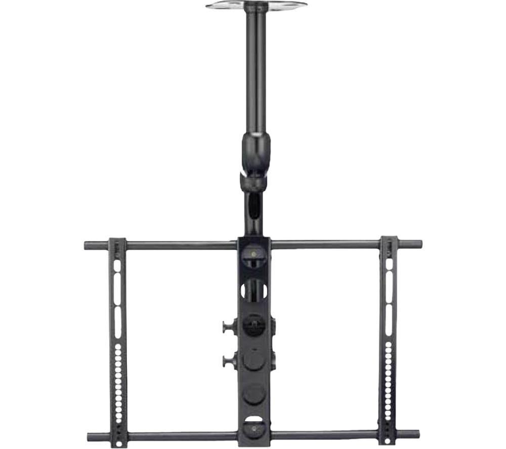 SANUS LC1A-B1 Tilt & Swivel Ceiling TV Mount - Black