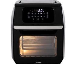 SDA1551 12L Rotisserie Air Fryer Oven - Black