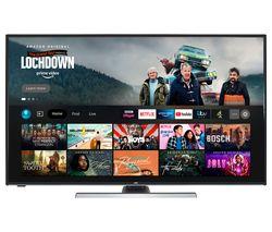 "LT-50CF890 Fire TV Edition 50"" Smart 4K Ultra HD HDR LED TV with Amazon Alexa"