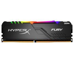 FURY RGB DDR4 3200 MHz PC RAM - 8 GB x 2