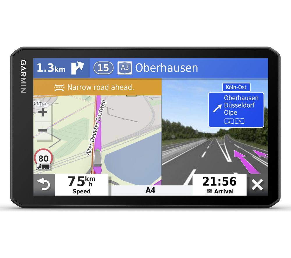 "GARMIN Dezl LGV 700 MT-EU HGV 7"" Sat Nav - Full Europe Maps"