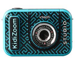 KidiZoom Studio Compact Camera - Blue & Black