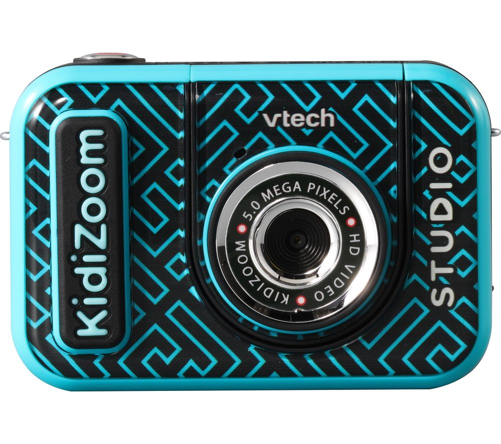 Click to view product details and reviews for Vtech Kidizoom Studio Compact Camera Blue Black Blue.