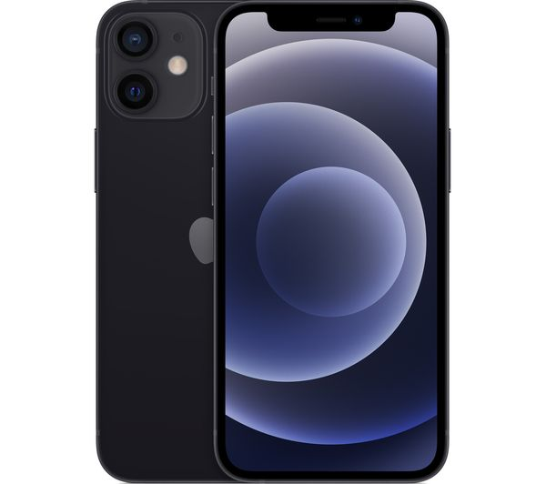 Apple iPhone 12 Mini - 128 GB, Black 1