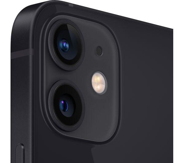 Apple iPhone 12 Mini - 128 GB, Black 3
