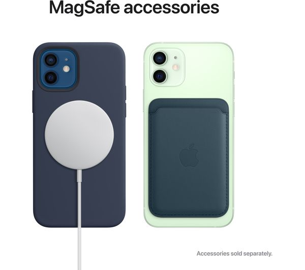 Apple iPhone 12 Mini - 128 GB, Black 8