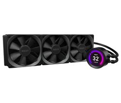 Kraken Z73 360 mm Liquid CPU Cooler - RGB LED