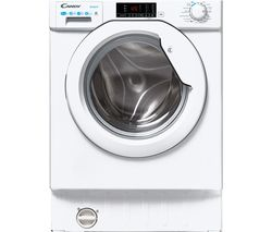 CBD 475D2E/1 Integrated 7 kg Washer Dryer - White