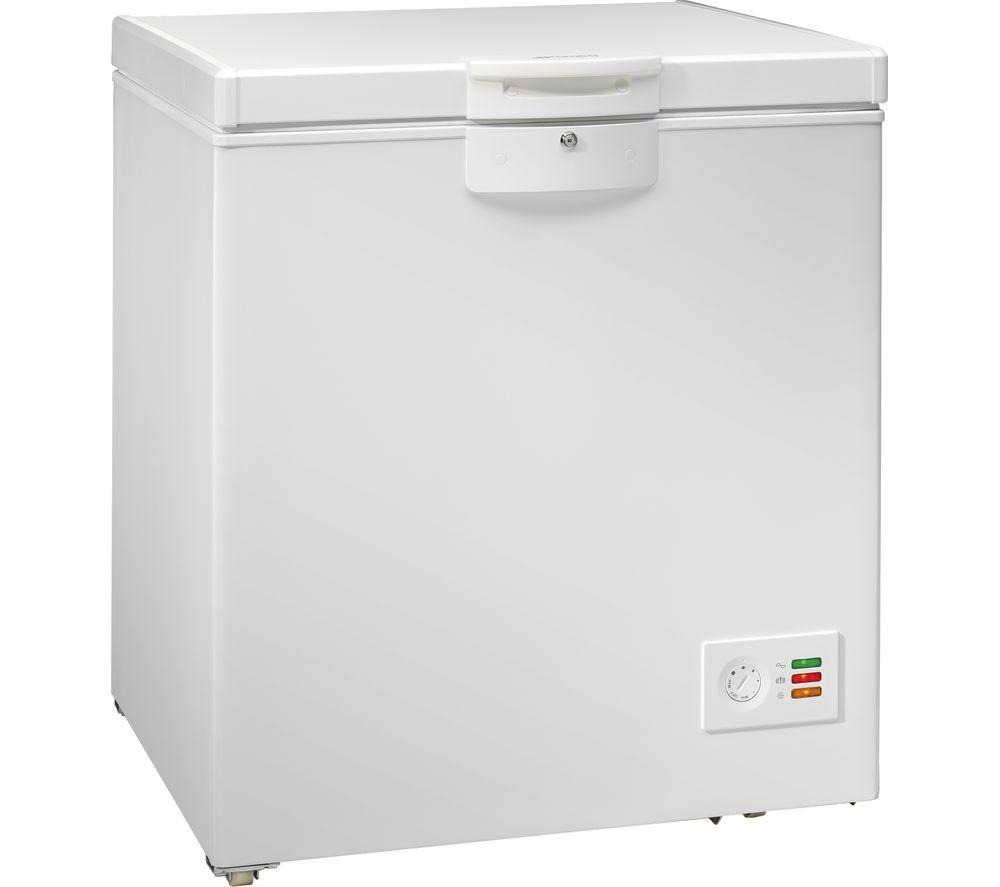 SMEG CO205F Chest Freezer - White
