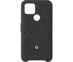 Pixel 5 Fabric Case - Black