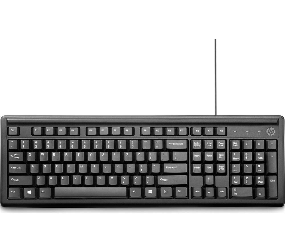 Image of HP K100 Keyboard