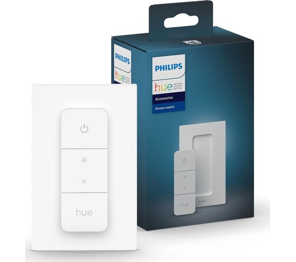 Image of PHILIPS HUE Smart Wireless Dimmer Switch V2