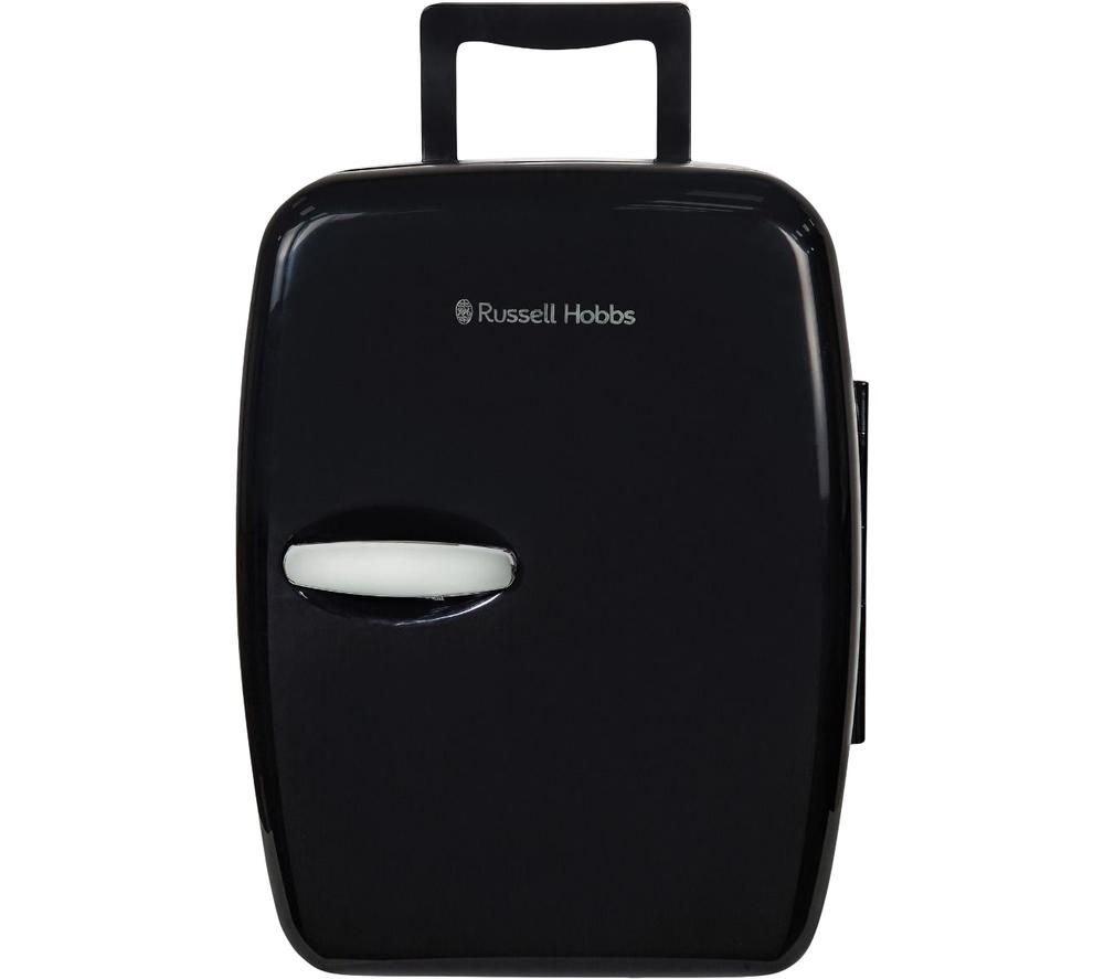RUSSELL HOBBS Retro RH14CLR4001B Portable Beauty Cooler & Warmer - Black