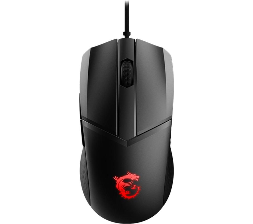 MSI Clutch GM41 Lightweight RGB Optical Gaming Mouse