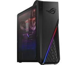 ROG Strix G15DK Gaming Desktop - AMD Ryzen 7, RTX 3070, 2 TB HDD & 256 GB SSD