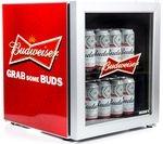 HUSKY EL202 Budweiser Drinks Cooler - Red
