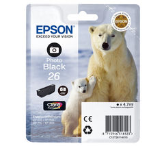 EPSON Polar Bear T2611 Photo Black Ink Cartridge