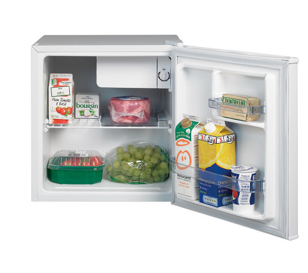 Buy LEC R50052W Mini Fridge - White + TZAA10 Undercounter