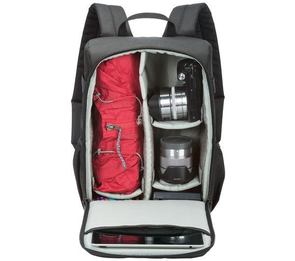 Buy LOWEPRO Format 150 DSLR Camera Backpack - Black  88cbf0ec39061