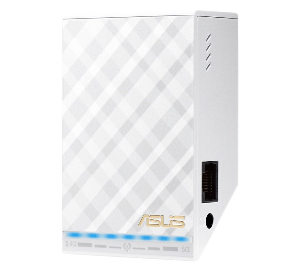ASUS RP-AC52 WiFi Range Extender - AC 750, Dual-band