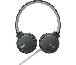 SONY MDR-ZX660AP Headphones - Black
