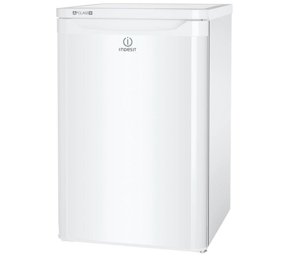 INDESIT TLAA10UK Undercounter Fridge - White