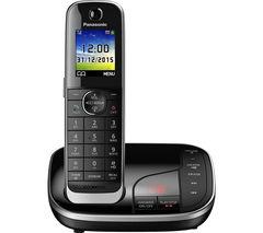 PANASONIC KX-TGJ320EB Cordless Phone with Answering Machine