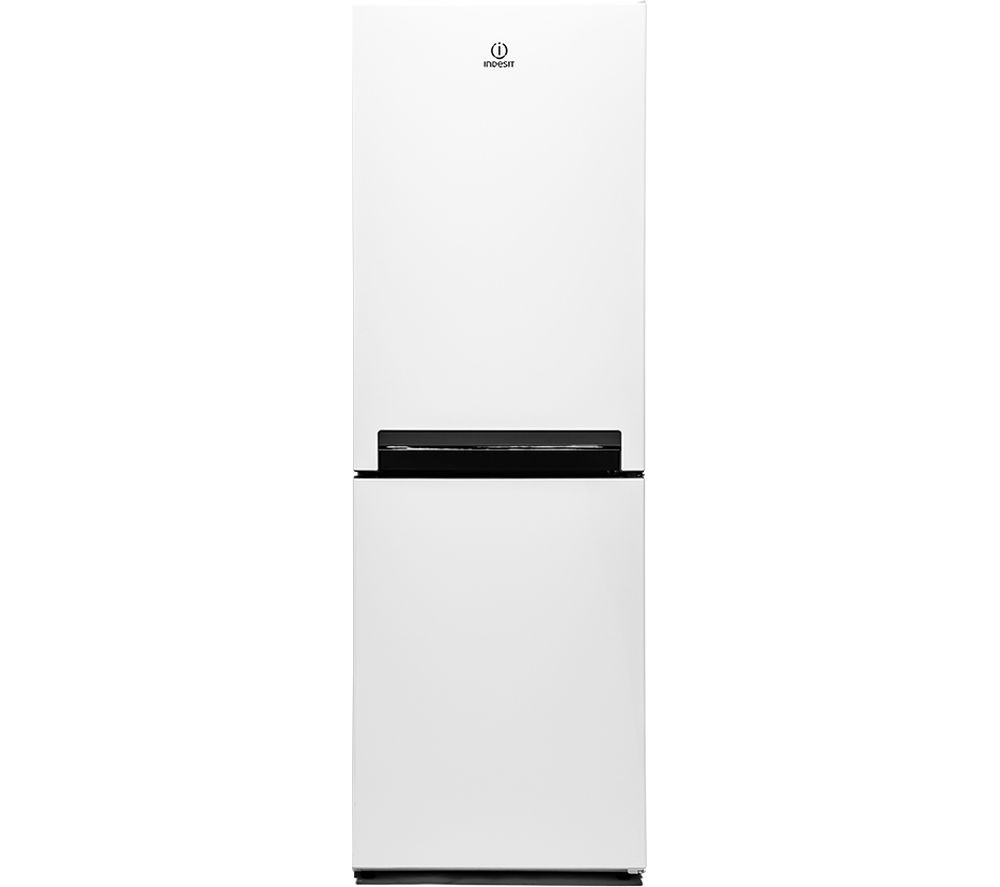 INDESIT LD70 S1 W Fridge Freezer - White