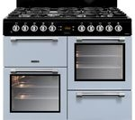 LEISURE Cookmaster CK100F232B Dual Fuel Range Cooker - Blue
